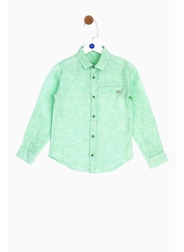 Nebbati Gömlek Yeşil